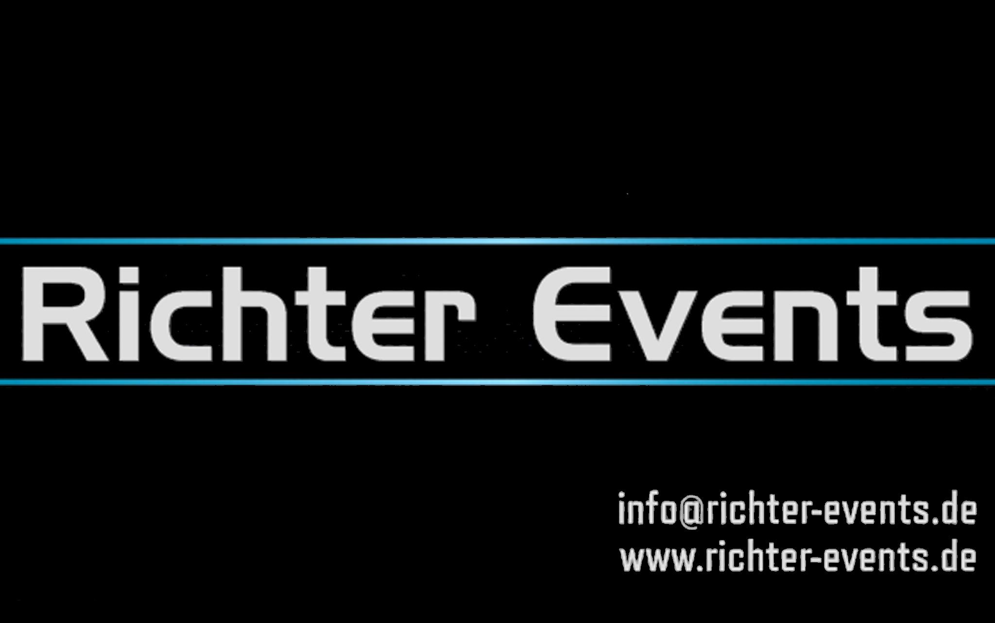 Richter Logo Visitenkarte transparent